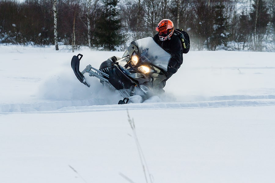 Minnesota's DUI and DWI Laws Pertaining to Snowmobiles